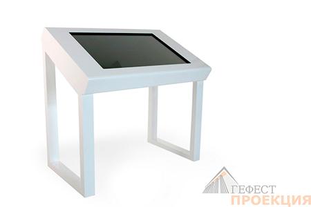 Как работает интерактивный стол?
